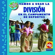 Vamos a usar la division en el campamento de deportes Using division at Sports C