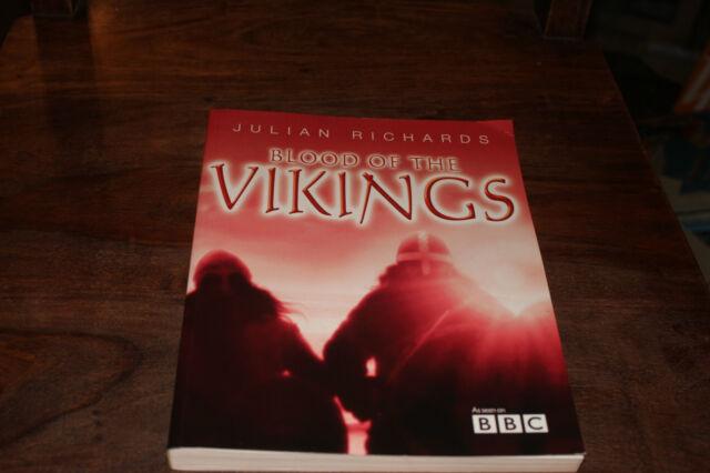 Blood of the Vikings by Julian Richards (Paperback, 2002)