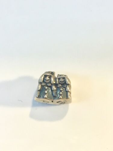 Chamilia Sisters Sterling Charm Bead