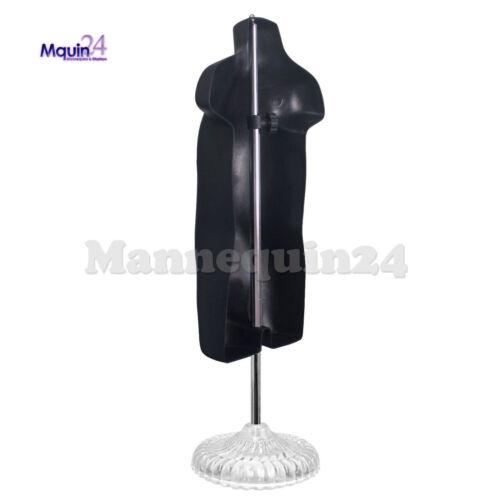 Child /& Toddler Body Forms /& 2 Stands Black Kids/' Mannequin Torsos 2 Hangers