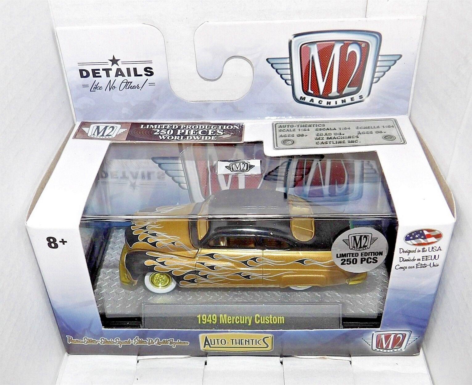 M2 Convention ToyXpo 1949 Merc 250 Pieces  Super CHASE  en ligne au meilleur prix