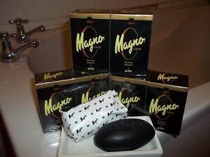 Magno la toja jabon bath spanish black soap 125g bars multiple buy