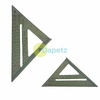 6 Aluminium Alloy Roofing Rafter Roofers Square Triangle Angle