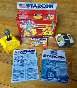 Starcom Battlecrane En Boîte Coleco