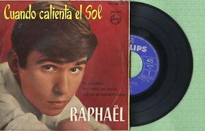 Raphael Cuando Calienta El Sol Philips 433 886 Pe