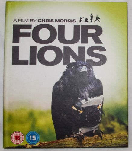 1 of 1 - Four Lions (Limited edition DVD)