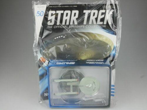 Cahier NEUF dans sa boîte 111461 Eaglemoss Star Trek 50 USS Enterprise ncc-1701 Starship Coll