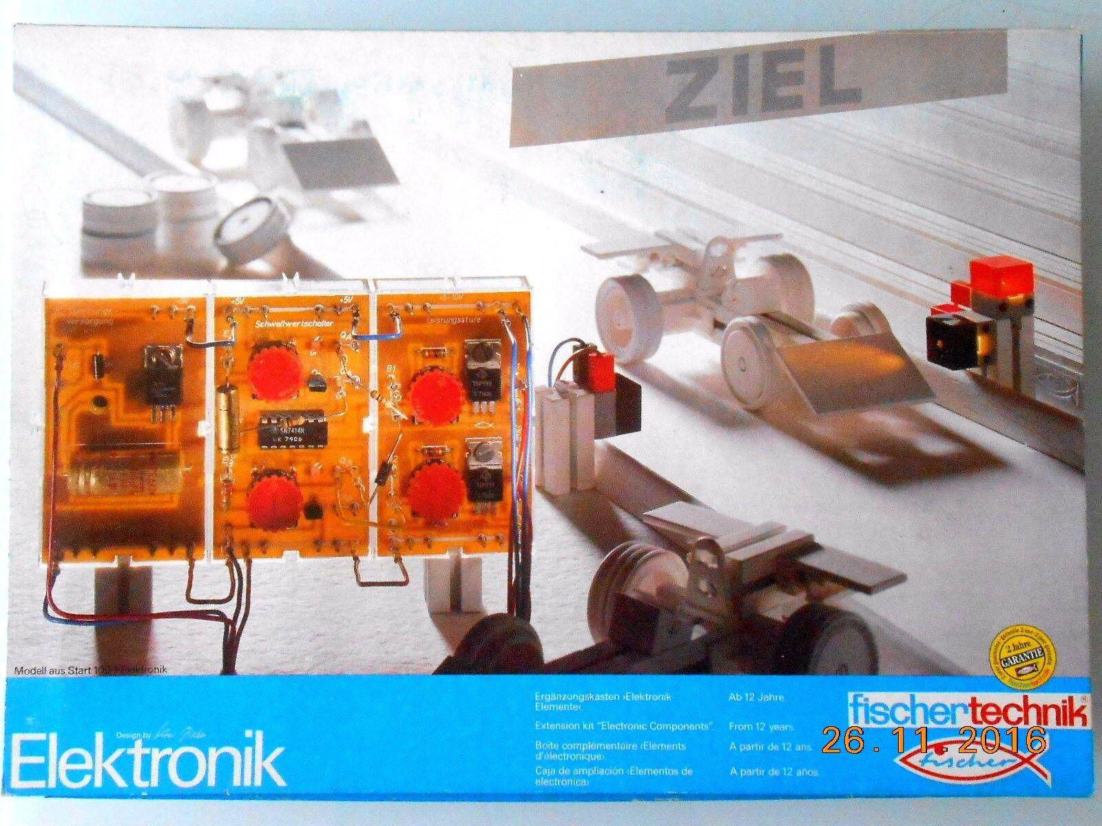 Fischertechnik Elektronik in Original Verpackung