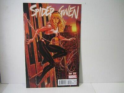 SPIDER-GWEN 4 NYC NEW YORK CITY VARIANT NM AMAZING SPIDERMAN PETER PARKER DEATH