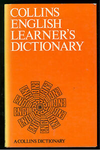 Aa. Vv. Collins English Learner's Dictionary Collins 1977