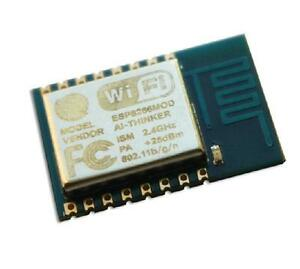 5pcs ESP8266 Esp-12 ESP12 Remote Serial Port WIFI Transceiver Module AP+STA