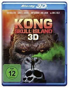 Kong-Skull-Island-3D-Blu-ray-NEU-OVP-King-Kong-2017