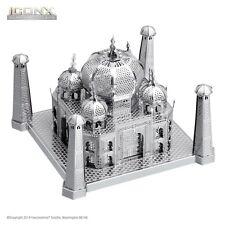 Fascinations Metal Earth Taj Mahal ICONX Laser Cut 3D Model