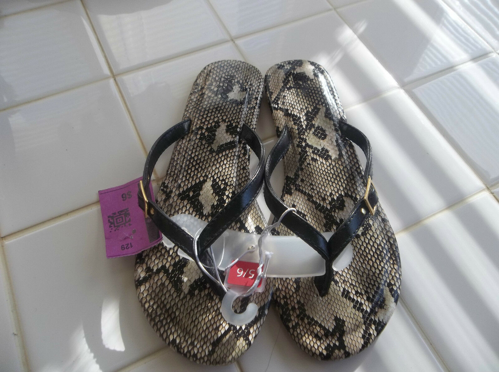 Men's/Women's LADIES SNAKESKIN LOOK SANDALS (SIZE 5/6) Attractive and TRUE durable Orders are welcome TRUE and dd28d7