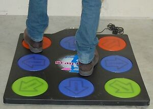 New Stay Cool Ps3 Ps2 Xbox Dance Dance Revolution Ddr Mat