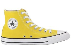 095f51411988 Converse Unisex Chuck Taylor All Star HIGH TOP Shoes Bold Citron ...
