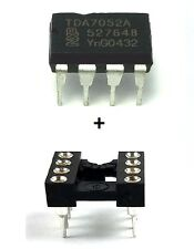tda7052 philips 1 w btl mono audio amplifier for sale online ebay