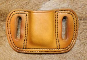 Gary-C-039-s-Leather-MAG-POUCH-fits-Glock-26-9-27-40-33-357-magazines