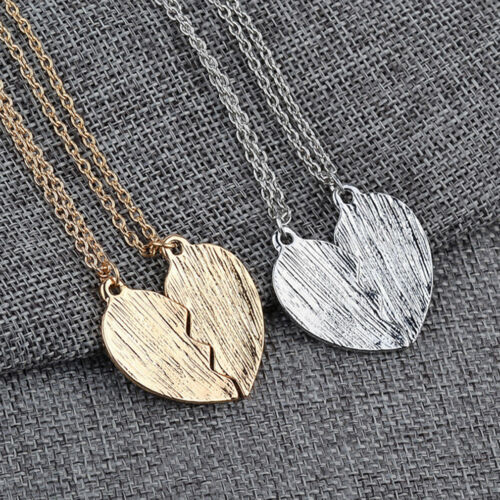 Mother and Daughter Forever Love Pendant Necklace Thanksgiving Gift CB