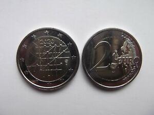 2 Euro commémorative Finlande 2020 - TURKU **  UNC