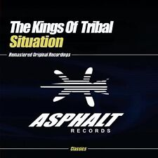 Kings of Tribal - Situation [New CD] Manufactured On Demand