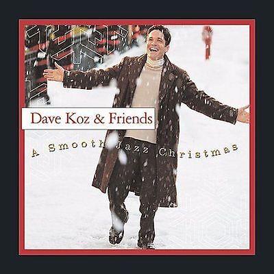 Dave Koz Christmas.Dave Koz Friends Cd Smooth Jazz Christmas New Sealed Kenny Loggins Benoit 724353383725 Ebay