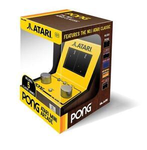 Atari-Mini-Borne-Arcade-12-jeux-dont-Pong-neuf-sous-blister