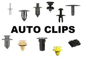 Daihatsu Trim Clip Bumper Moulding Side Panel Mounting