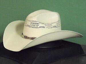 6459e0d9990e3 La imagen se está cargando Justin-Mesa-20X-bangora-Paja-Sombrero-de-vaquero-