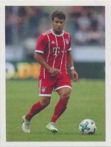 BAM1718 - Sticker 60 - Juan Bernat - Panini FC Bayern München 2017/18