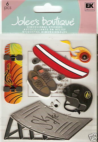 Jolee/'s Boutique ***SKATEBOARD***