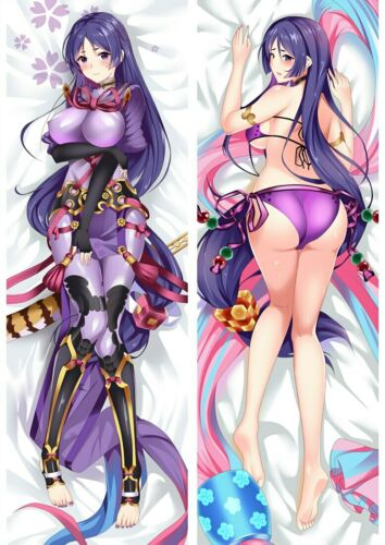 Anime Dakimakura Fate//Grand Order Minamoto No Yorimitsu Body Pillow Cover Case