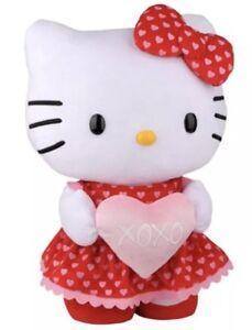 NEW-HELLO-KITTY-Large-21-PLUSH-DOOR-GREETER-Plush-Toy-VALENTINE-GIFT-Love