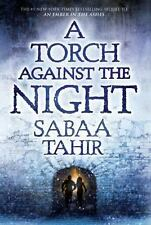SIGNED, LINED DATED 1st print/edition A Torch Against the Night by 2 Sabaa Tahir
