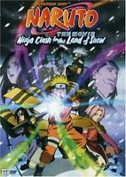 - Naruto The Movie: Ninja Clash In The Land Of Snow (standard Edition)