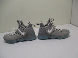 quality design 3d697 bd805 Details about Nike Back To The Future Lebron 14 XIV Mag Marty McFly Men's  852405-005 Size 8