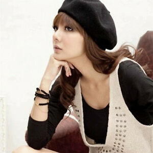 452fed17920cf Image is loading Autumn-Winter-Women-039-s-Fashionable-Cap-Berets-