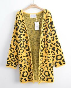 4161ea233c CY BOUTIQUE Trendy leopard animal wild print super soft fluffy long ...