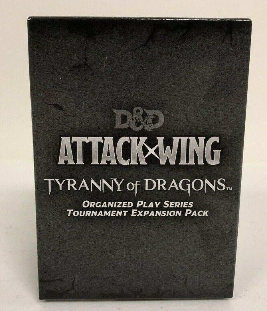 D&D ataque Ala tiranía de los dragones expansión PK ciego ladrillo de refuerzo (10) NUEVO