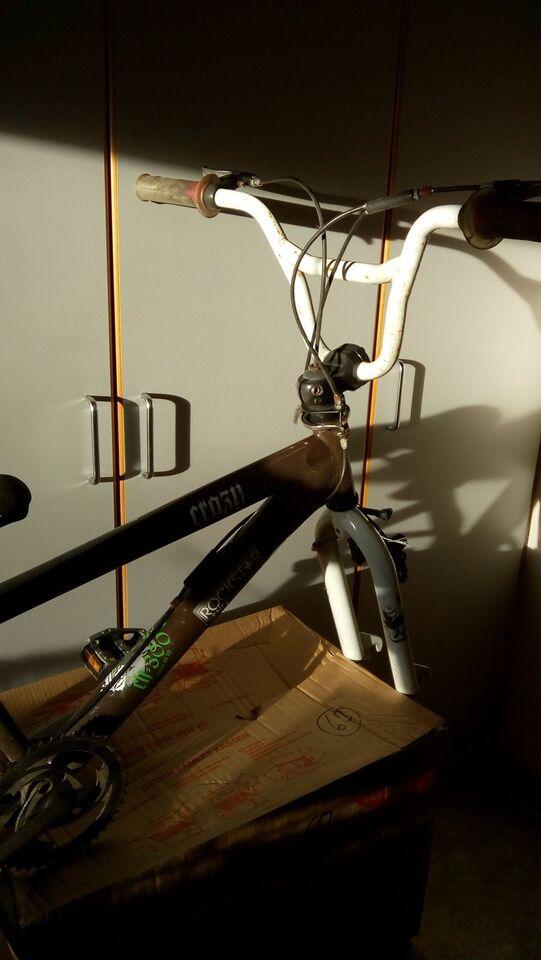 BMX, 20 tommer