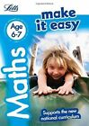 Letts Make it Easy - New Curriculum: Maths Age 6-7 by Letts KS1, Peter Patilla, Paul Broadbent (Paperback, 2015)