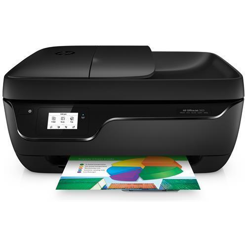 Dettagli su  HP Stampante Multifunzione OfficeJet 3831 Inkjet a COlori Stampa Copia Scansione