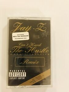 JAY-Z-Can-t-Knock-the-Hustle-Fool-s-Paradise-1996-SINGLE-Brand-New-ROC-A-FELLA