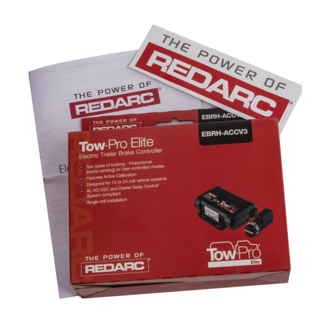 Redarc Tow-Pro Elite V3 Electric Brake Controller