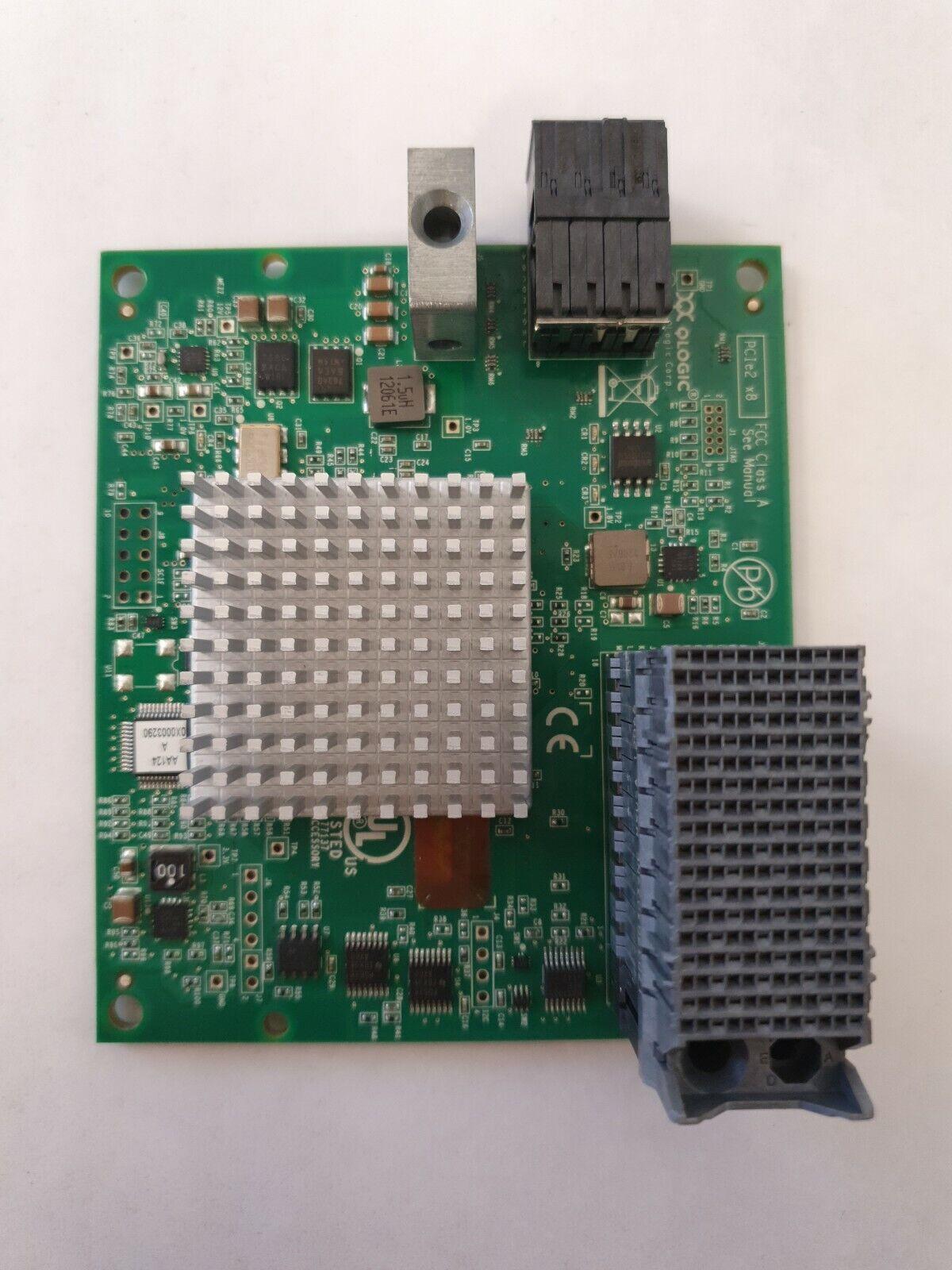 IBM 69Y1941 Flex System FC3172 8GB 2-Port Fibre Channel Adapter - 69Y1940