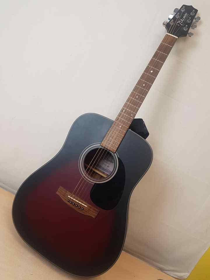 rotuced Takamine G-Series GS320-BBS Acoustic Guitar lila - AH 61472