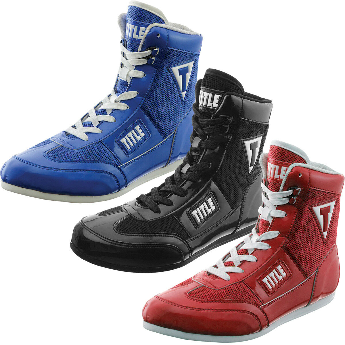 Title Boxing Hyper Speed Elite Lightweight  Mid-Length Boxing shoes  enjoy 50% off