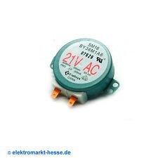 Mikrowellen Drehteller Motor ST16EX73MAAA, DE3110154, 50/60Hz 21V 5/6rpm