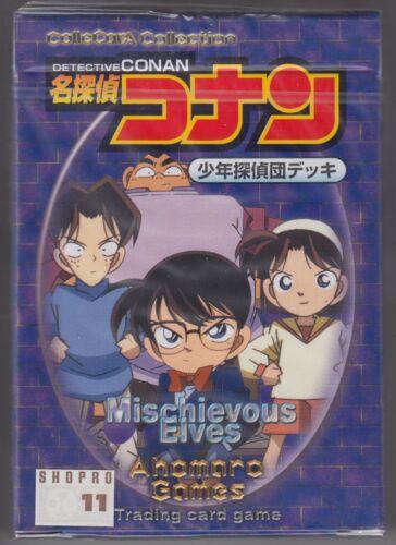 Case Closed Detective Conan Card Game Part 2 Detective Boys Deck 41 Cards JP