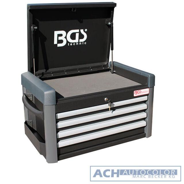BGS 4112 Ateliers Mobiles Essai avec 4 Tiroirs Convenable pour BGS 4111